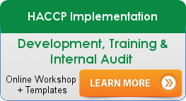 HACCP Implementation
